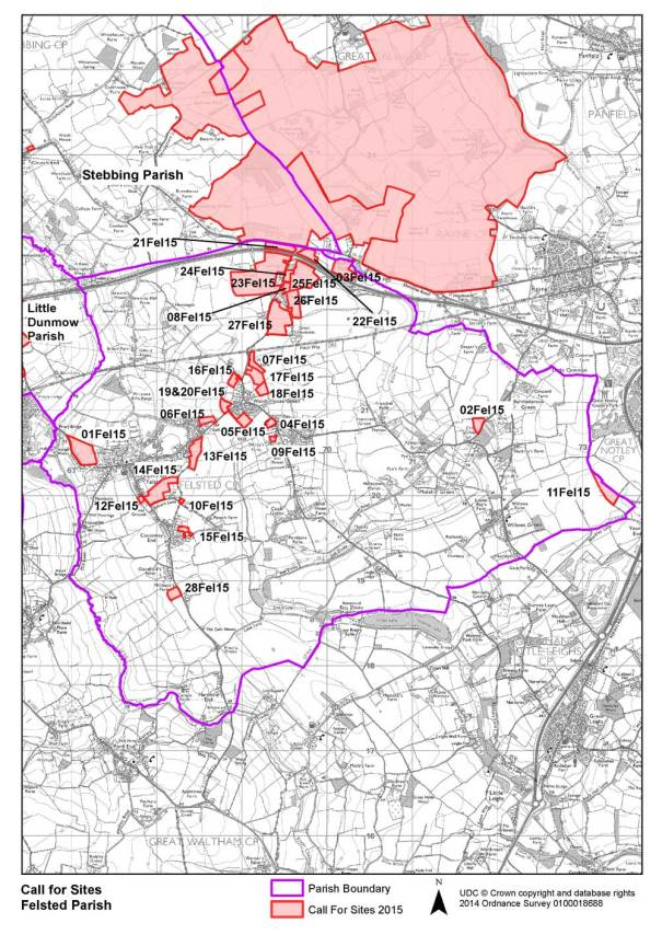 Felsted Local Plan