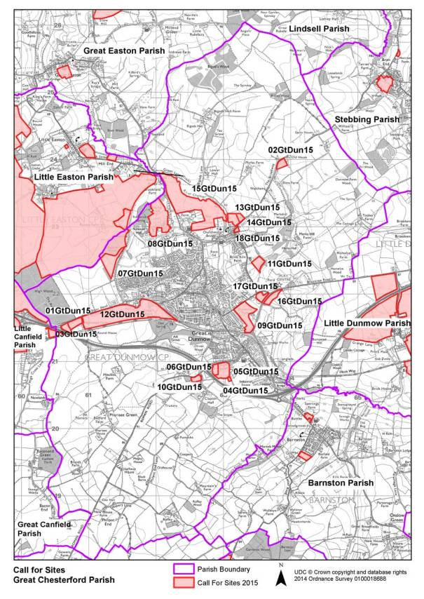 Great Dunmow, Essex Local Plan