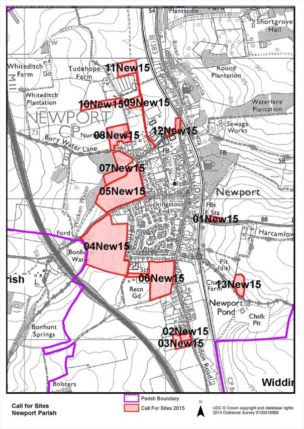 Newport, Essex Local Plan