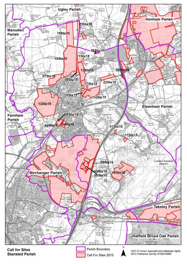 Stansted Local Plan