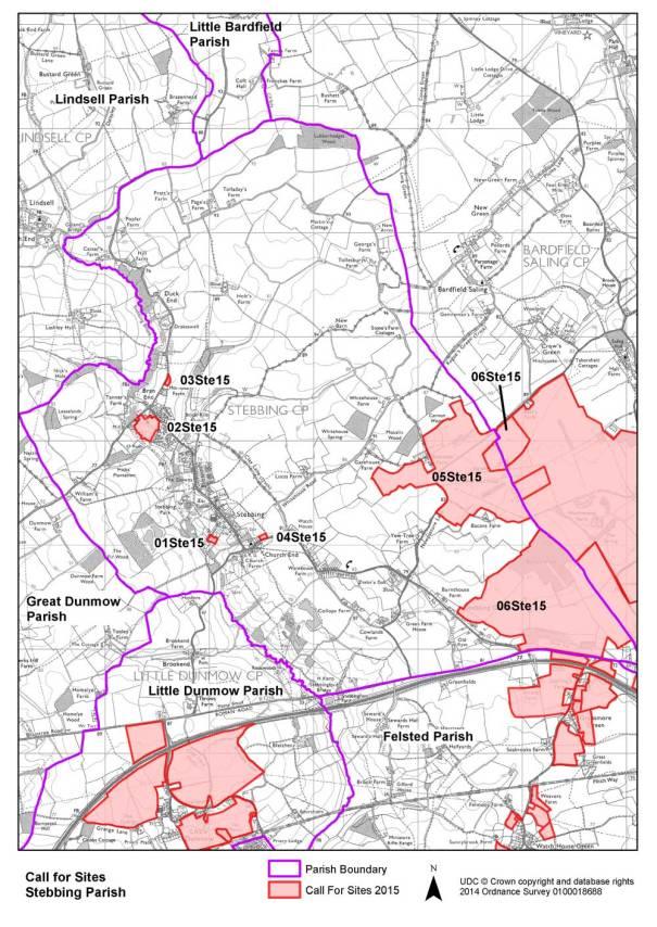 Stebbing Local Plan